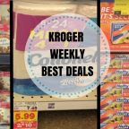 Kroger Weekly Best Deals and Coupon Matchups 8/16 – 8/22