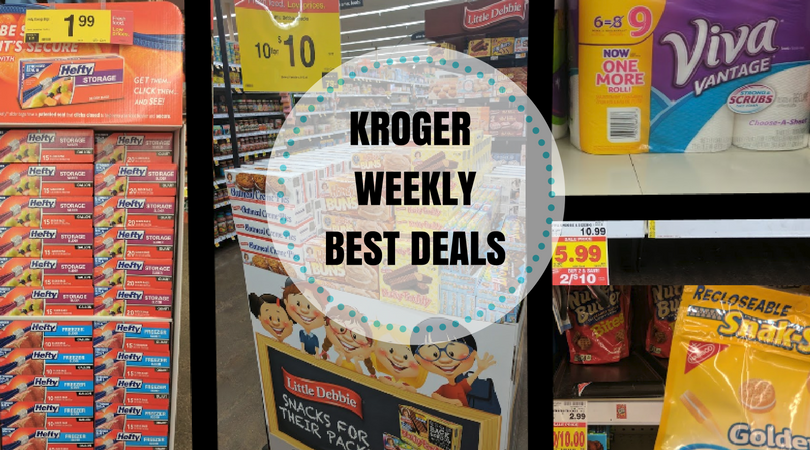 Kroger sale paper for this week