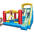 Little Tikes Giant Slide Bounce House Only $234.91 (Regular $499.99)
