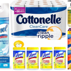 Save an Extra 30% Off Select Household Essentials = HOT Deals On Lysol, Scott, Cottonelle & Lot More!