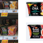 Del Monte Fruit & Chia Cups Only $0.25 at Kroger (Regular $2.50)