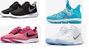 Nike Flash Sale –  Get up to 50% off Kids' Shoes & More