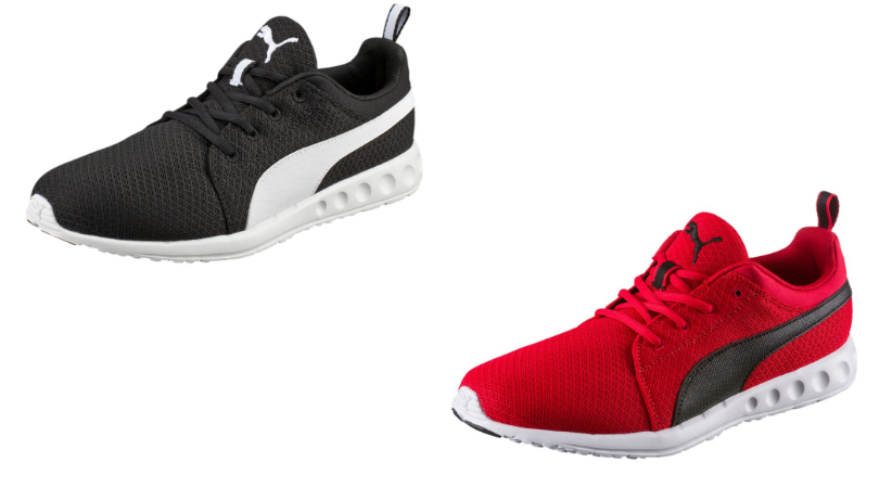 99241e30e8b5 Hurry over to the PUMA Official Ebay Outlet Store and score these Carson  Runner Mesh Men s Running Shoes on sale for  29.99 (regular  65). Shipping  is free.