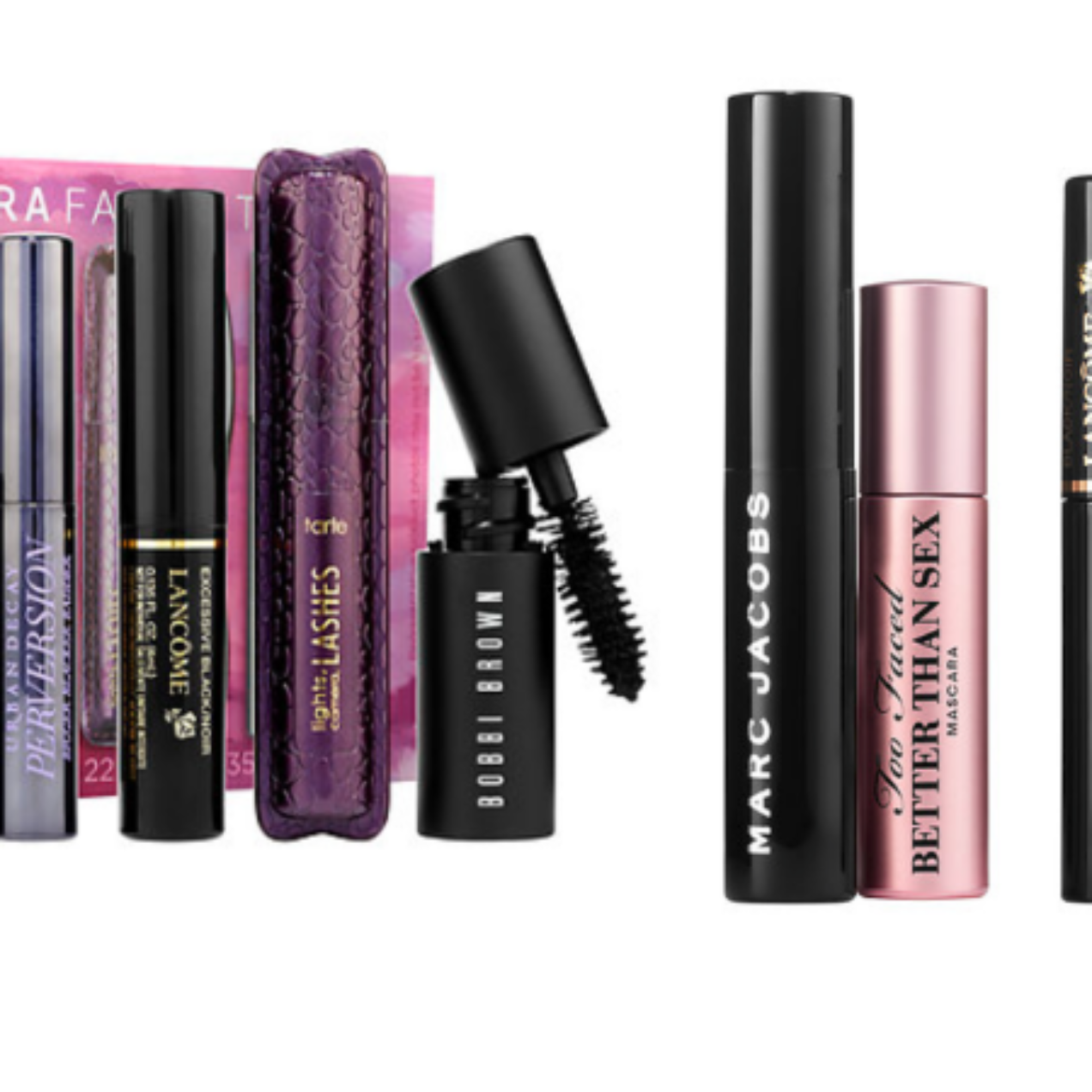 Sephora Favorites Lashstash To Go Only $28 ($52 Value) – Includes 5 Deluxe Mascaras + Voucher For a Free Full Size Of Your Choice