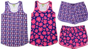 Vera Bradley Pajama Shirts or Shorts Only $7 (Regular $28)