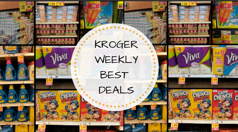 Kroger Weekly Best Deals And Coupon Matchups 9 6 9 12