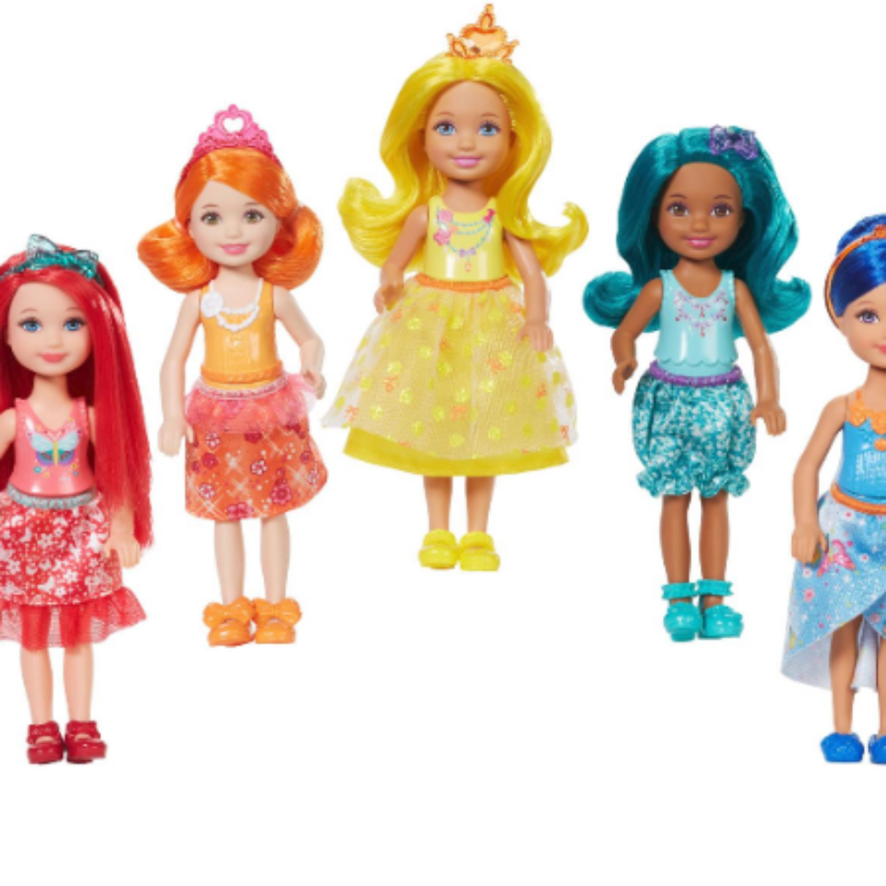 Barbie Rainbow Cove 7 Doll Gift Set Only $17.95 (Regular $44.97)