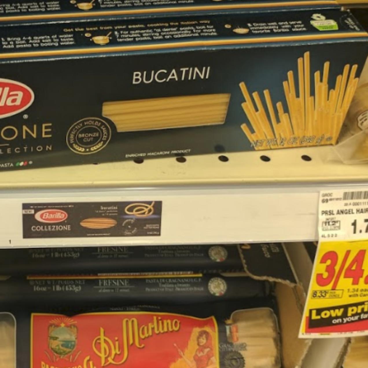 Barilla Collezione Only $0.54 at Kroger Mega Sale (Regular $2.49)