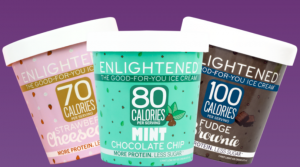 Request a FREE Enlightened Ice Cream Coupon!