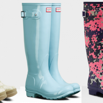 dd67821b77dc3 hunter rain boots on sale - Dixie Does Deals