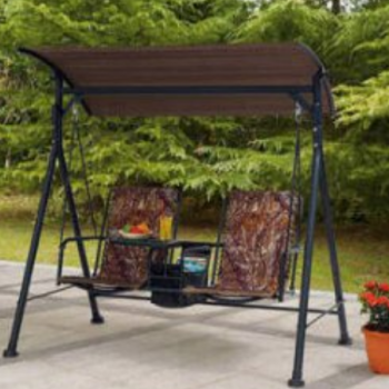 Ozark Trail Big And Tall 2 Seat Bungee Swing Only 45 24