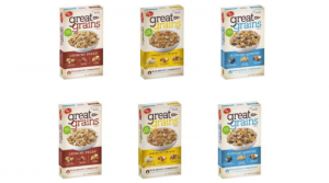 Great Grains Cereal Only $0.48 at Walmart!