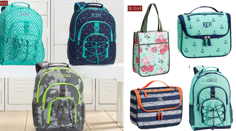 Pottery Barn Gear Up Backpacks Only 14 Regular 49 95