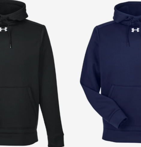 Under Armour Men's Storm Armour Fleece Hoodies Only $20 Each (Regular $50)!