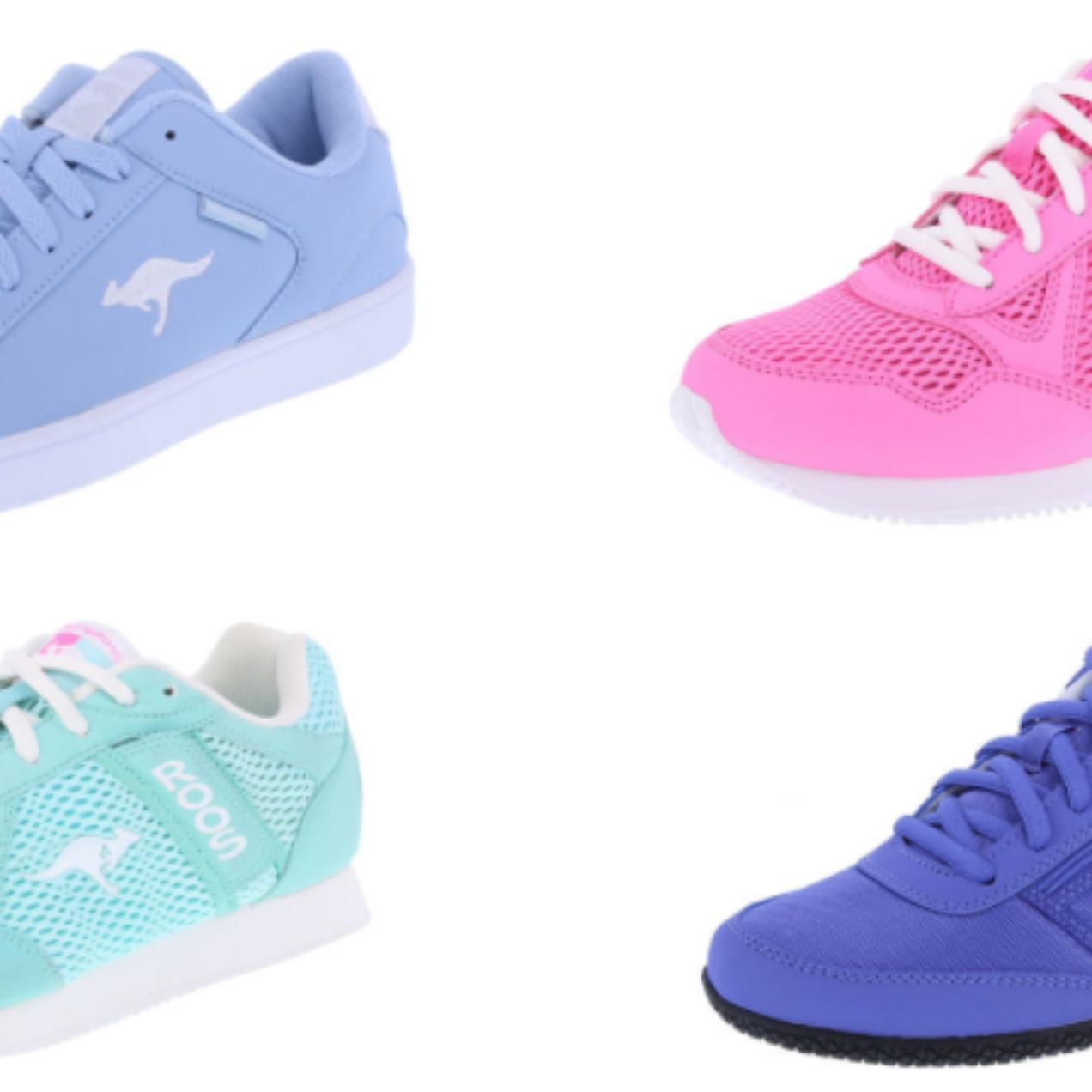 Women's KangaROOS Sneakers Only $7.50 (Regular $49.99)