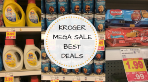 Kroger Buy 4 Save $4 Best Deals and Coupon Matchups 10/18 – 10/24