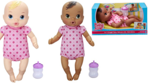 Baby Alive Luv n' Snuggle Dolls Only $8.99!