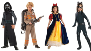Hot Deals On Kid's Halloween Costumes From Rubie's – Today Only!