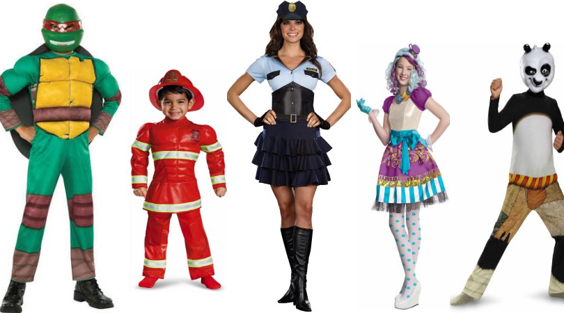 Still need a last minute costume? Hurry over to the Walmart Site where several are already on clearance up to 80% off! Prices start a just $4 but sizes are ...  sc 1 st  Dixie Does Deals & Huge Walmart Halloween Costume Clearance - Prices Start at $4!