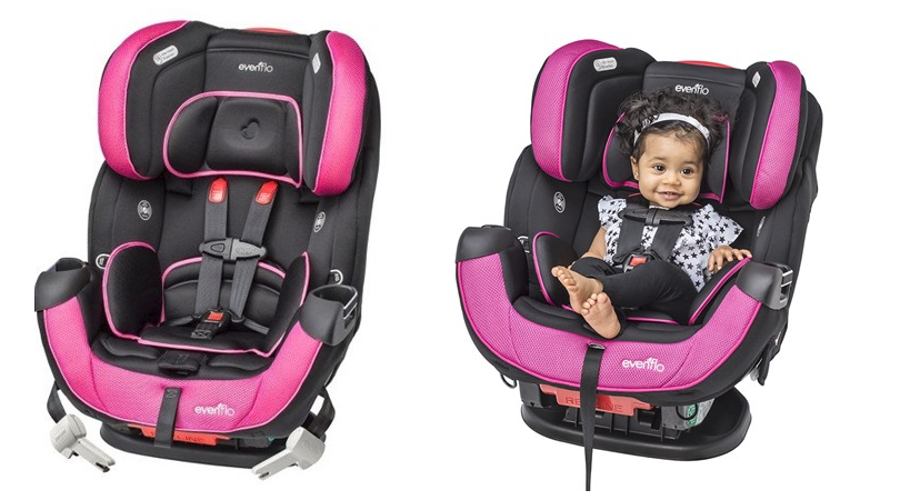 In The Market For A Great Deal On An All One Car Seat Hurry Over Here And Score This Evenflo Symphony DLX 50 Off