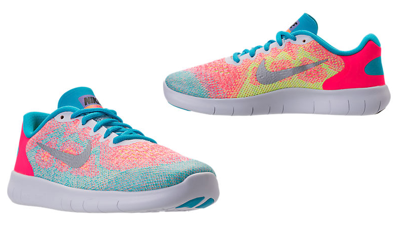 ... Finish Line is offering free shipping on all orders when you enter code  SHIPIT at checkout. I spotted these Girls  Grade School Nike Free RN 2017  ... 9e3371c6ff33