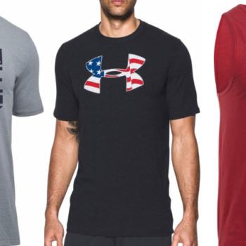 Men S Under Armour Usa Shirts Only 9 73 Regular 24 99