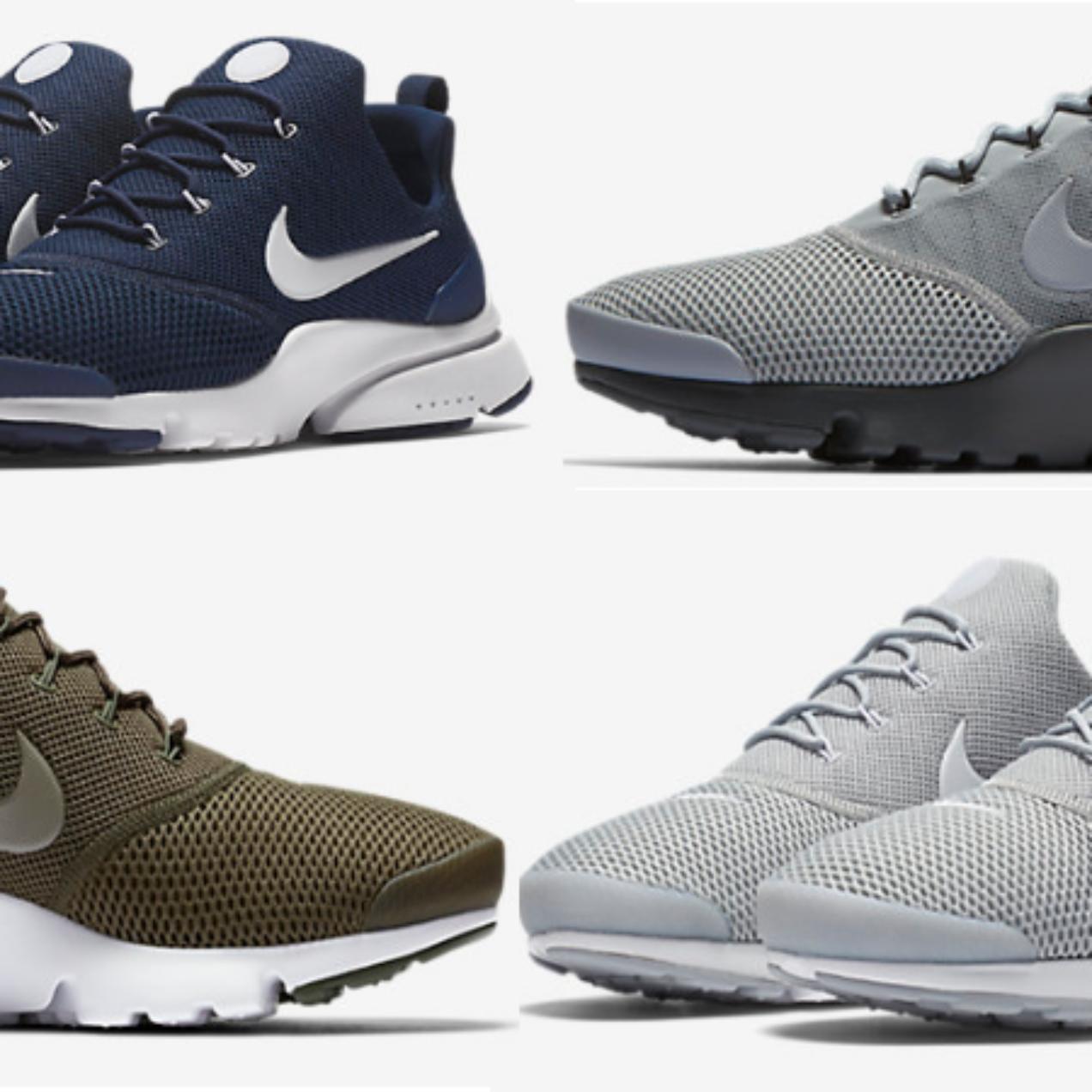 Nike Men's Presto Fly Running Shoes Only $56 (Regular $100)