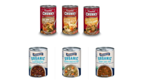 Progresso Organic Soup Only $0.50 at Publix + Campbell's Chunky Soups Only $0.75!
