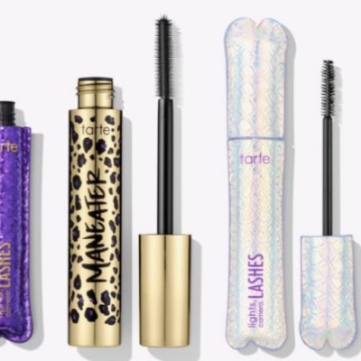 Tarte Mascaras, Lashes, Liners, Lip & more only $10 – Today Only!