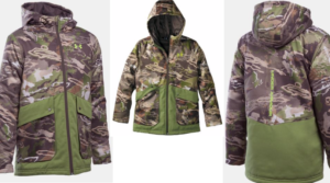 Under Armour Youth Ridge Reaper Insulated Jacket Only $60 (Regular $199.99)