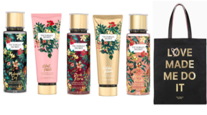 Victoria's Secret Body Care Only $6 (Regular $18) + Free Tote with $60 Purchase!