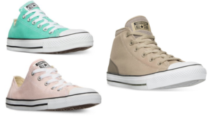 Converse Chuck Taylor Shoes for Men and Women Only $22.49 (Regular up to $69.99)