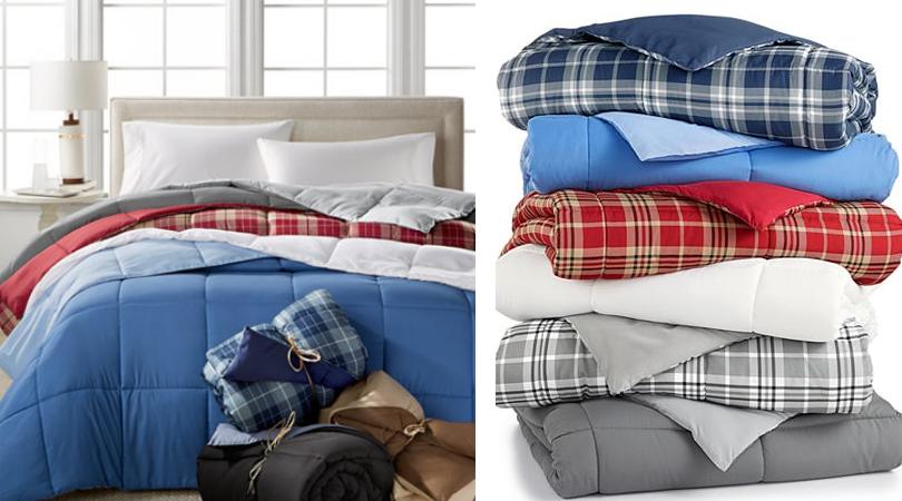 Macy 39 S Home Design Down Alternative Comforters Only Regular 120