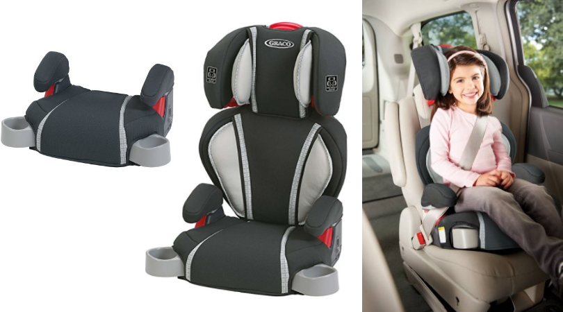 Walmart Has This Graco Highback TurboBooster Booster Car Seat In Glacier On Sale For Just 29 Regular 4804