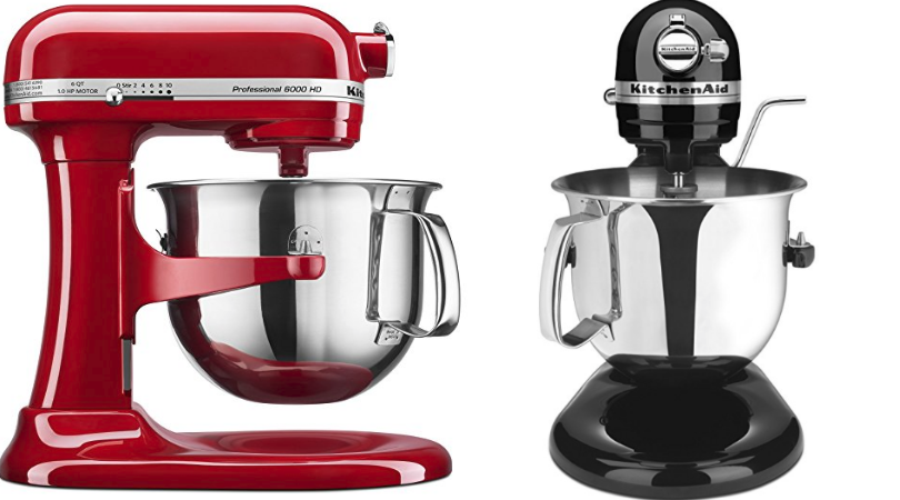 KitchenAid Professional 6-Qt. Mixer 50% Off - Today Only!