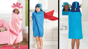 Jumping Beans Hooded Bath Wraps Only $7.99 (Regular $29.99)