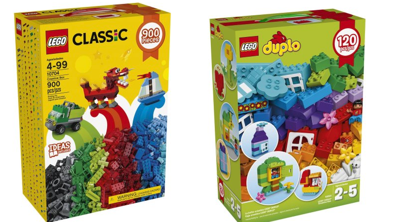 f50521c617d The Black Friday Price is Live on these Lego Sets! Both are on sale for  20  (regular  39.99). LEGO Classic Creative Box