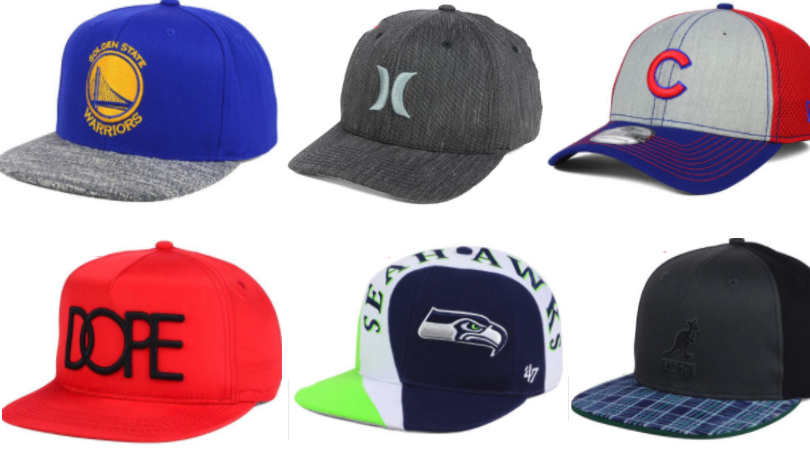 Lids Name Brand Caps   Hats Only  6 (Regular up to  39.99) f0eb1cbf730