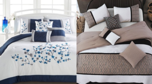 Macy's 7 pc. Comforter Sets Only $43.99 (Regular $240) – All Sizes!