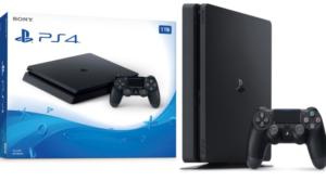 PlayStation 4 Slim 1TB Only $199 (Regular $299.99)