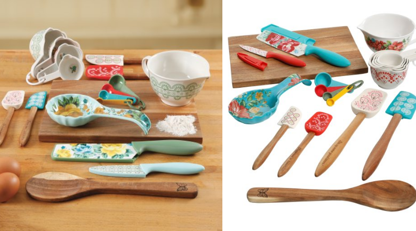 The Pioneer Woman 20-Pc. Gadget Set Only $20 (Regular $60 ...