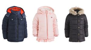 Tommy Hilfiger Hooded Coats as low as $32 (Regular $90) Toddler – Big Kid Sizes