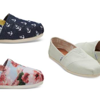 TOMS shoes are best known for their lace-ups, which are ideal for active days but also pair perfectly with jeans, capris, shorts, black leather jackets, plaid shirts—anything and everything, in other words. However, HSN's selection of women TOMS goes much further than .