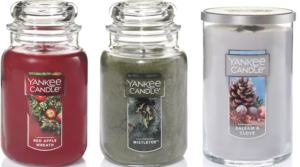 Large Yankee Candles Only $10.50 Shipped (Regular $27.99)!