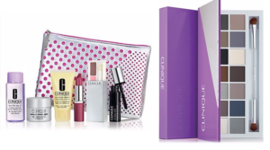 Clinique Party Eve Eye Shadow Set + 7 Piece Gift Set Only $27.62 Shipped ($202 Value)!