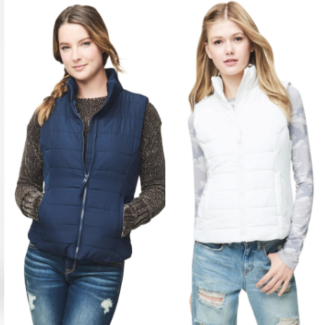 Aeropostale Quilted Vests Only $12.70 Shipped (Regular $49.50)