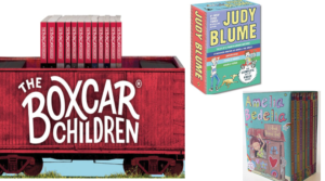 Young Readers Boxed Book Sets Over 60% Off!