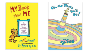 Oh, The Places You'll Go & More Dr. Seuss Hardcover Books as low as $4.54!