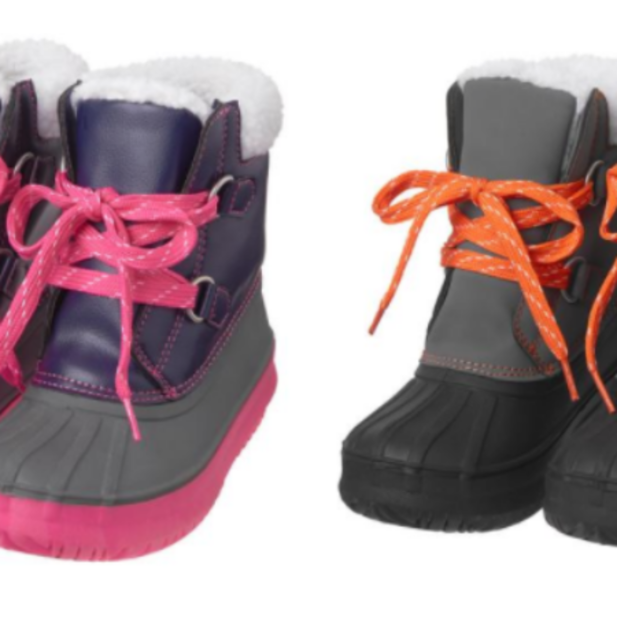 Gymboree Duck Boots Only $14.40 Or Less Shipped (Regular $49.95)