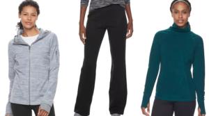 Women's Tek Gear Micro Fleece Zip-Up Jacket Only $9.56 (Regular $30) – Pants & Turtleneck Only $6.36